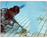 work uw stain Underwater Cleaning